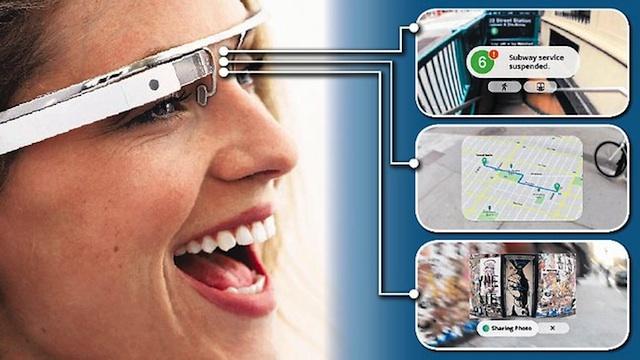 42b9f99673ac0 Óculos do Google - Google Project Glass