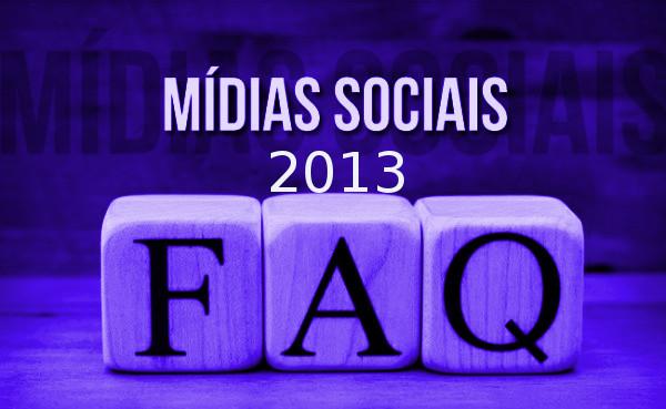 Evento de mídias sociais 2013