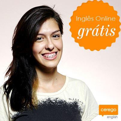 Cerego inglês on-line