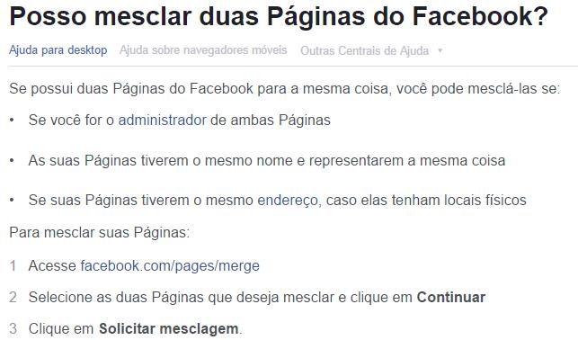 mesclar-paginas-no-facebook