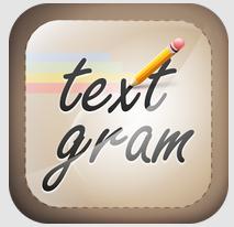 TextGram edição de texto para instagram