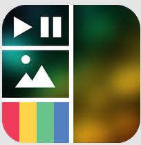 Vidstitch montagem de foto e video para instagram