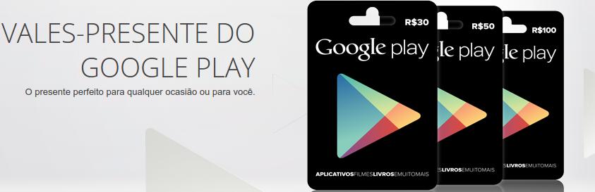 Como comprar no Google Play sem cartão de Crédito