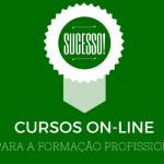 Cursos on-line gratuitos voltados à formação profissional
