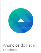 anuncio no Facebook