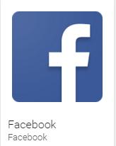 facebook padrão