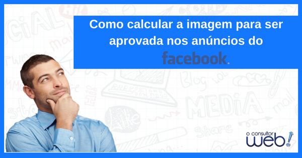 Ferramenta para calcular porcentagem de texto em anúncios do Facebook